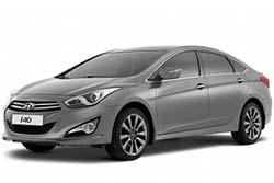 Стекло на Hyundai I40 2011 - Sedan