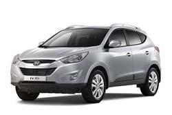 Стекло на Hyundai IX35 2009 -