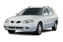 Стекло на Hyundai Lantra 1995-2000