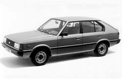Стекло на Hyundai Pony 1980 - 1984 Hatch