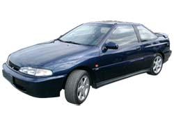 Стекло на Hyundai S-Coupe  1990-1996