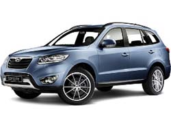 Стекло на Hyundai Santa FE 2006 - 2012