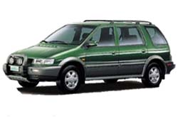 Стекло на Hyundai Santamo 1997-2003