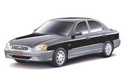 Стекло на Hyundai Sonata 1999-2005