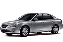Стекло на Hyundai Sonata 2005 - 2010