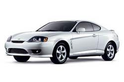 Стекло на Hyundai Tiburon 2002-2008_1