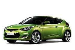 Стекло на Hyundai Veloster 2011-