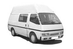 Стекло на Isuzu Midi 1995-2001