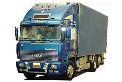 Стекло на Iveco Turbostar 1984 - 1993