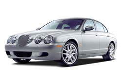 Стекло на Jaguar S-Type  1999-2008