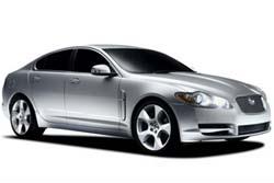 Стекло на Jaguar XF 2008-