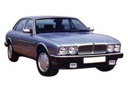 Стекло на Jaguar XJ6;XJ12 1979-1992