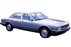 Стекло на Jaguar XJ6;XJ40 1986-1994