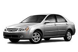 Стукло KIA Cerato;Spectra 2004 - 2009 Sedan