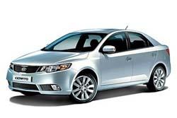 Стекло на KIA Cerato;Spectra;Forte 2009 - Sedan