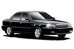 Стекло на KIA Clarus;Credos 1995 - 2001 Sedan