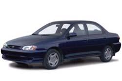 Стекло на KIA Sephia 1993-1998