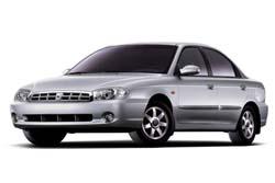 Стекло на KIA Sephia  1998 - 2004