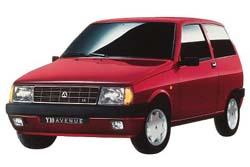 Стекло на Lancia Y10 1985-1996