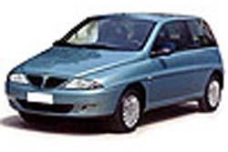 Стекло на Lancia Y11 1996-2003