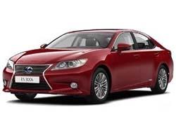 Стекло на Lexus ES 300h 2013-
