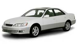 Стекло на Lexus ES300 1997-2001