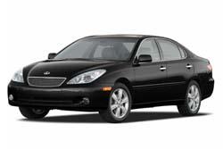 Стекло на Lexus ES300 2001-2006