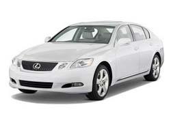Стекло на Lexus GS300 2005 - 2012