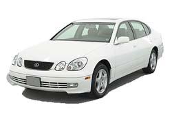 Стекло на Lexus GS300;400;Aristo 1997 - 2000_1