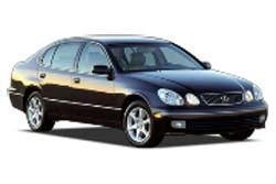 Стекло на Lexus GS300;430 2000 - 2005_1