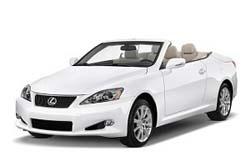 Стекло на Lexus IS250C;300C;350C 2009 - 2012