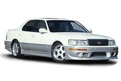 Стекло на Lexus LS400 1989 - 1994_1