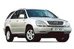 Стекло на Lexus RX300;330 1997 - 2003_1