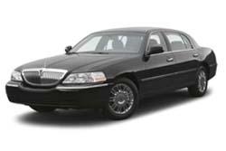 Стекло на Lincoln Town Car 1989 - 1997