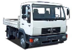 Стекло на MAN L2000 1993-1997