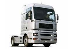 Стекло на MAN TGA XL 2000-