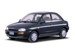 Стекло на Mazda 121 1991-1995