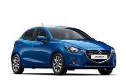 Стекло Mazda 2 2014-