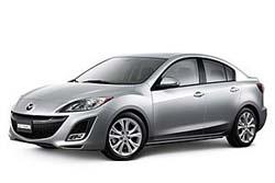 Стекло на Mazda 3 2009-2013 Sedan