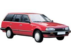 Стекло на Mazda 323 (5d) 1989 - 1994