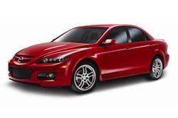 Стекло на Mazda 6 2002 - 2008 Sedan_1