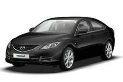 Стекло на Mazda 6 2008 - 2012 Sedan