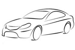 Стекло на Mazda 929 1986 - 1991