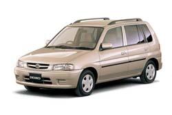 Стекло на Mazda Demio 1998 - 2003