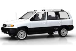 Стекло на Mazda MPV 1989 - 1996