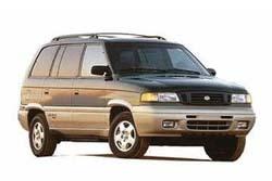 Стекло на Mazda MPV 1996 - 1999