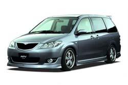 Стекло на Mazda MPV 2000-2006