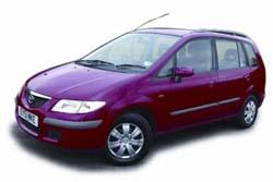 Стекло на Mazda Premacy 1999 - 2005