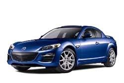 Стекло на Mazda RX8 2003-2012