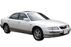 Стекло на Mazda Xedos 9 1993-2003